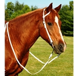 WESTERN BRIDLES - Split Ear Browbands