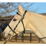 PICNIC BRIDLE or Simple Halter Bridle
