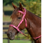 2 in 1 BITLESS BRIDLE with CAMOUFLAGE Biothane