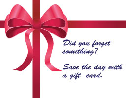 save the day with gift