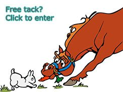 TWO HORSE TACK MONTHLY FREE TACK GIVEAWAY