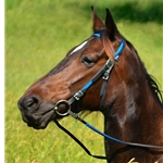 FULL BROWBAND WESTERN BRIDLES