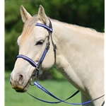 ENGLISH PICNIC BRIDLE or SIMPLE HALTER BRIDLE