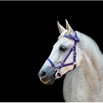 QUICK CHANGE HALTER BRIDLES with SNAP ON BROWBAND