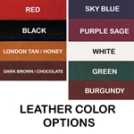 blackleather  SIDEPULL Bitless Bridle made from LEATHER