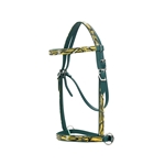 betabiothanecolors 2 in 1 BITLESS BRIDLE with CAMOUFLAGE Biothane
