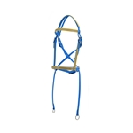 betabiothanecolors 2 in 1 BITLESS BRIDLE made with REFLECTIVE DAY GLO Beta Biothane