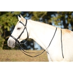 Light N Easy Bitless Bridle made from BETA BIOTHANE (Solid Colored)