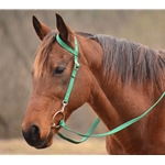SPLIT EAR WESTERN BRIDLE (One Ear or Two Ear Split Ear Browband) made from NYLON