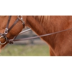 !!!!SALE!!!! ***BETTER THAN LEATHER** RIDING REINS (Solid Colored) made from 580 BETA BIOTHANE