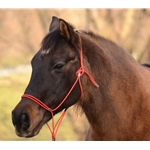 POCKET ROPE HALTER & LEAD made from BETA BIOTHANE COATED ROPE