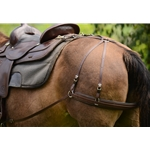 **Better Than Leather** SADDLE BREECHING for Horse and Mules made from Beta Biothane