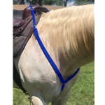 1 inch Wide PULLING Western BREAST COLLAR made from Beta Biothane