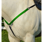 WESTERN BREAST COLLAR made from BETA BIOTHANE (Mix N Match) **Green Bean Official Tack***