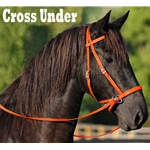ORANGE 2 in 1 BITLESS BRIDLES