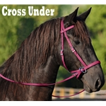 WINE 2 in 1 BITLESS BRIDLES