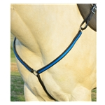WESTERN BREAST COLLAR made from BETA BIOTHANE (Any 2 COLOR COMBO