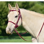 WINE PICNIC BRIDLE or SIMPLE HALTER BRIDLE made from Beta Biothane