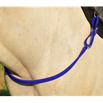 DARK BLUE ONE PIECE BREAST STRAP made from BETA BIOTHANE