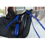 purple STIRRUP LEATHERS made from BETA BIOTHANE