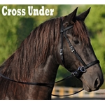 Warmblood  2 in 1 BITLESS BRIDLES