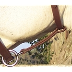 brown LEADLINE ATTACHMENT made from BETA BIOTHANE