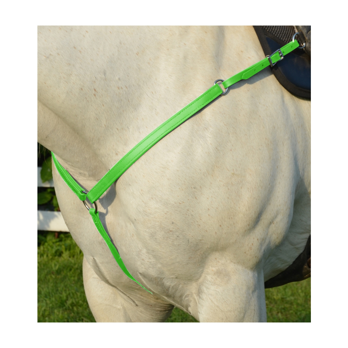 Shop Lime Green Western Breast Collars For Horses At Two Horse Tack