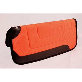 ORANGE Abetta Western Saddle Pad No-Slip, Breathable
